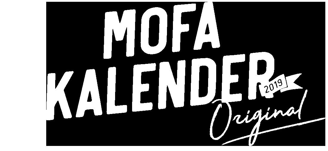 Logo Mofakalender 2019