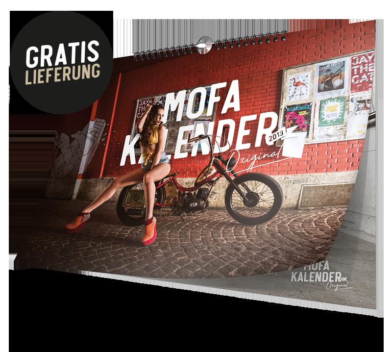Mofakalender Original 2019
